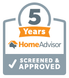 image of home advisor screened and approved