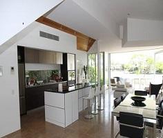 image of a modern kitchen